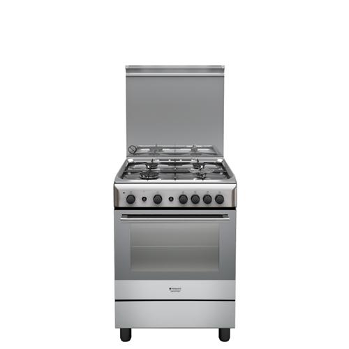 H6gg1fx hotpoint ariston cucina a gas profondit 60 cm - Cucina a gas ariston ...